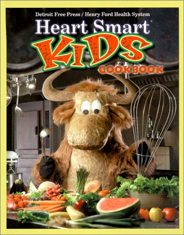Heart Smart Kids Cookbook  by  Cathy Collison