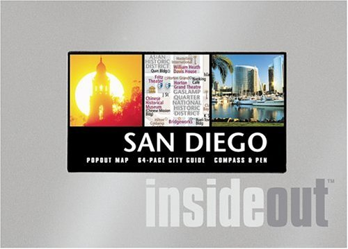 Insideout San Diego City Guide The Map Group