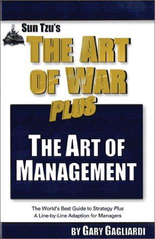 The Art Of War  Plus  The Art Of Management  by  Sun Tzu