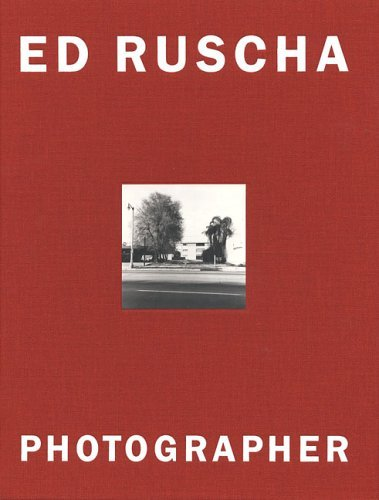 Ed Ruscha, Photographer Margit Rowell