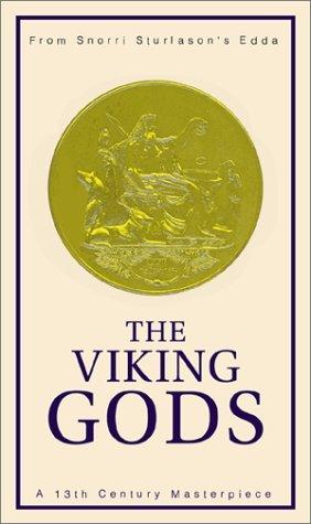 The Viking Gods  by  Lorenz Frolich