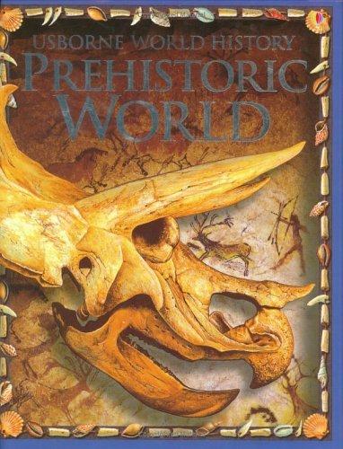 Prehistoric World  by  Fiona Chandler