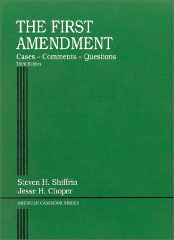The Religious Left and Church-State Relations Steven H. Shiffrin