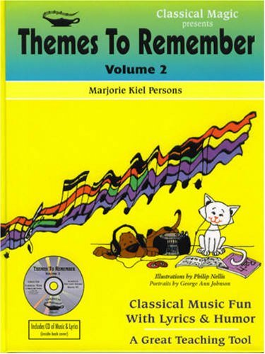 Themes To Remember, Vol. 2 Marjorie Kiel Persons