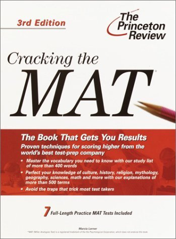 Cracking the Mat, 3rd Edition Marcia Lerner