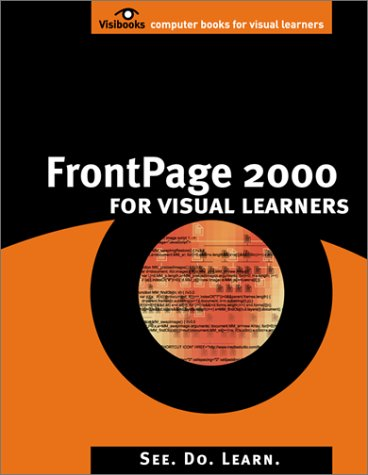 Front Page 2000 For Visual Learners Books24x7 Inc.