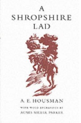 Shropshire Lad Pb A.E. Housman