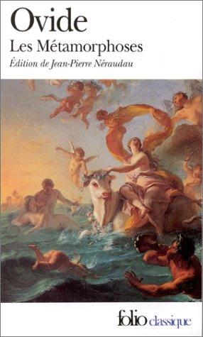 Les Métamorphoses Ovid