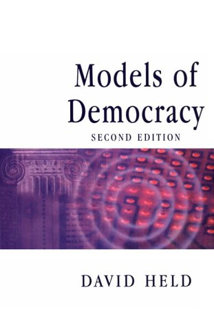 Democracy and the Global Order: From the Modern State to Cosmopolitan Governance  by  David Held