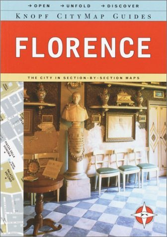 Knopf CityMap Guide: Florence  by  Alfred A. Knopf Publishing Company, Inc.