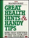 Great health hints & tips Readers Digest Association