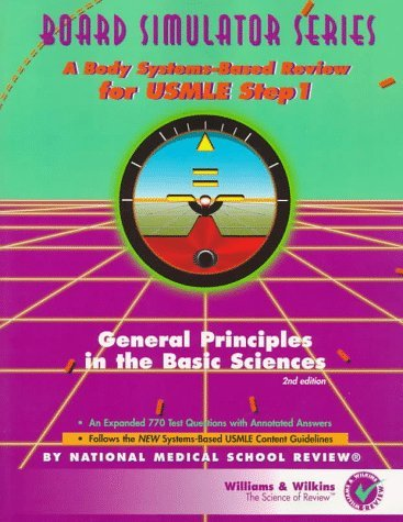 General Principles In The Basic Sciences Gerald D. Barry