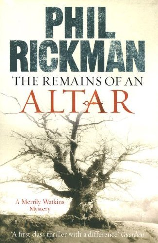 The Remains of an Altar (Merrily Watkins, #8)  by  Phil Rickman