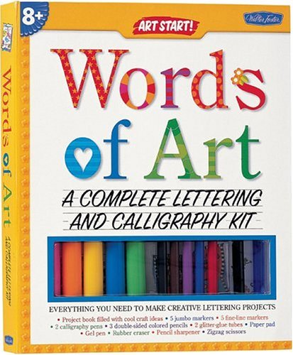 Words of Art Kit Diana Fisher
