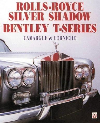 Rolls-Royce Shadow and Bentley T-Series Malcolm Bobbit