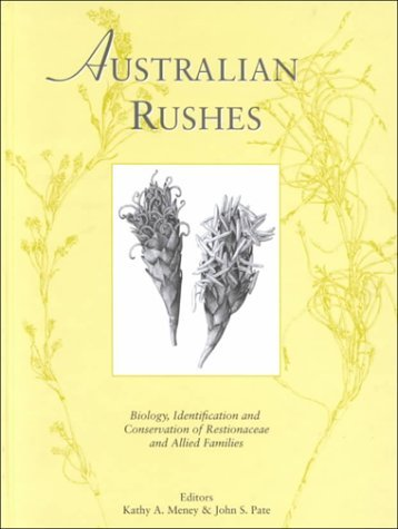 Australian Rushes: Biological Identification and Conservation of Restionaceae and Allied Families Kathy A. Meney