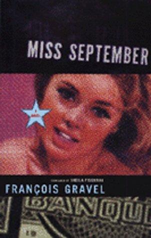 Miss September François Gravel