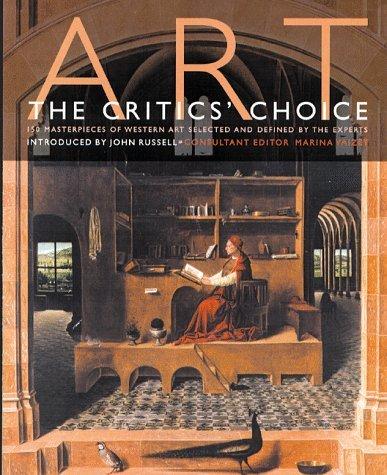 Art: The Critics Choice John Russell