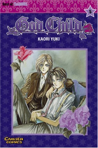 God Child 5  by  Kaori Yuki