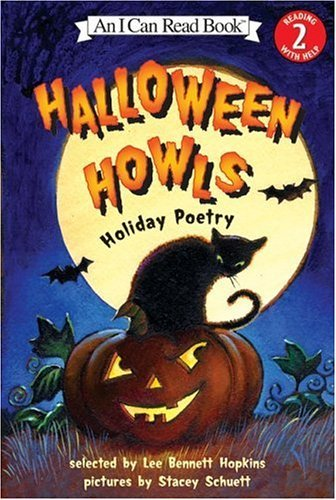 Halloween Howls: Holiday Poetry  by  Lee Bennett Hopkins