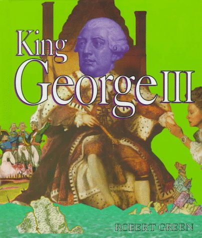 King George III  by  Robert Green