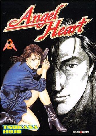 Angel Heart, 2 Tsukasa Hojo