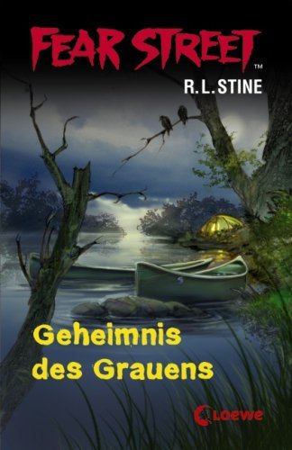 Geheimnis Des Grauens R.L. Stine