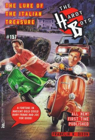The Lure of the Italian Treasure (Hardy Boys, #157)  by  Franklin W. Dixon
