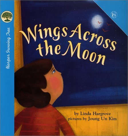 Wings Across the Moon  by  Linda Hargrove