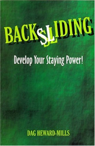 Backsliding Dag Heward-Mills
