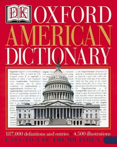 Dk Oxford Illustrated American Dictionary  by  Christopher Davis