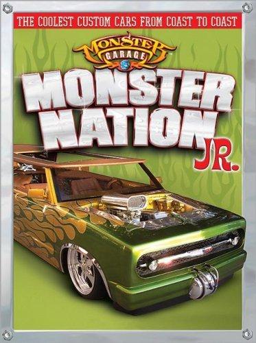 Monster Nation JR Carrie E. Holcomb