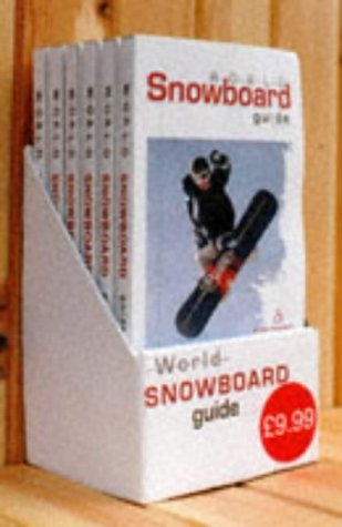 The Snowboard Magazine for Europe: Wsg 2 1997-98 Tony Brown