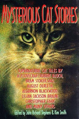 Mysterious Cat Stories John Richard Stephens