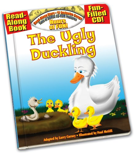 The Ugly Duckling Collectors Edition Classic Read Along Book /Cd Larry Carney