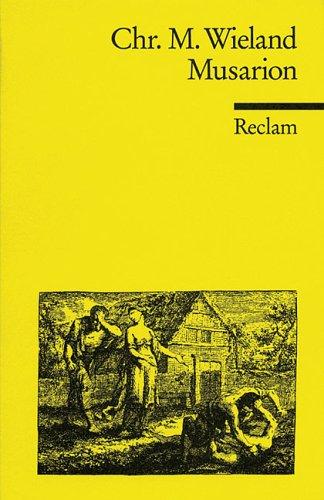 C. M. Wielands S Mmtliche Werke, Volumes 1-2 Christoph Martin Wieland