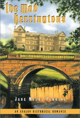 The Mad Herringtons  by  Jane Myers Perrine