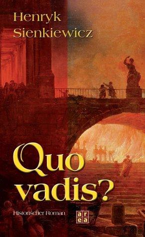 Quo vadis? : historischer Roman  by  Henryk Sienkiewicz