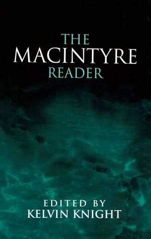 Macintyre Reader Kelvin Knight