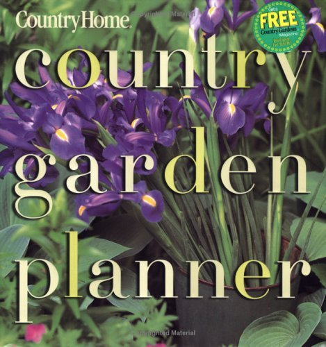 Country Garden Planner  by  Country Home