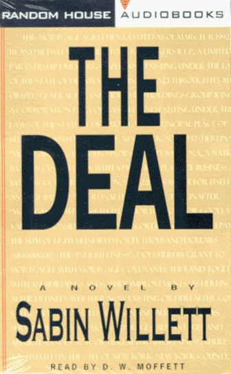 The Deal  by  Sabin Willett