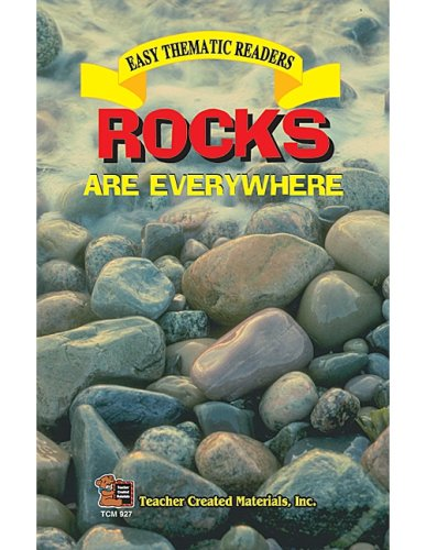 Rocks Are Everywhere Easy Reader Deborah P. Cerbus
