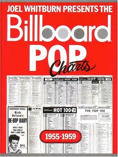 Billboard Pop Charts 1955-1959  by  Joel Whitburn