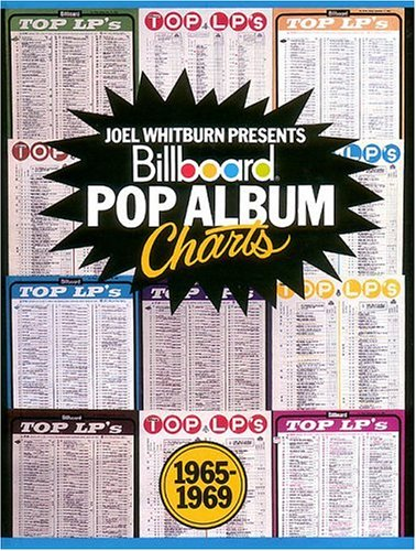 Billboard Pop Album Charts - 1965-1969 Joel Whitburn