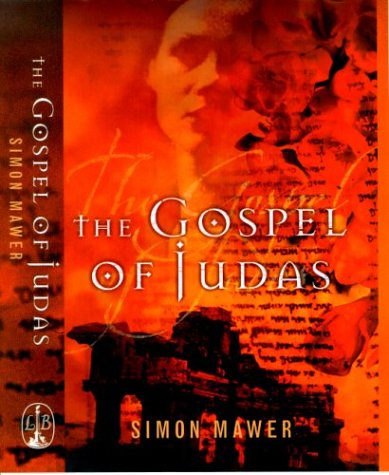 The Gospel Of Judas Simon Mawer
