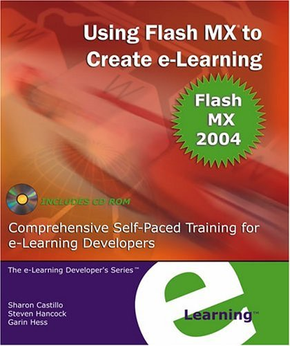 Using Flash MX to Create e-Learning Sharon Castillo