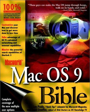 MacWorld. Mac. OS 9 Bible  by  Lon Poole