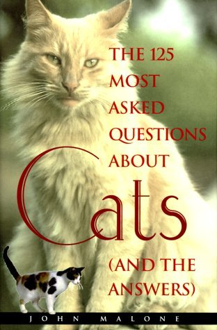 125 Most Asked Questions about Cats M.J.F. Media