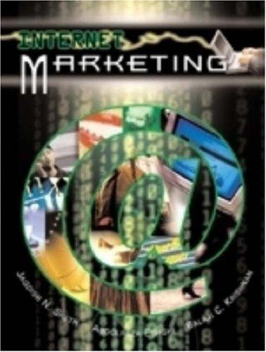 Internet Marketing Jagdish N. Sheth