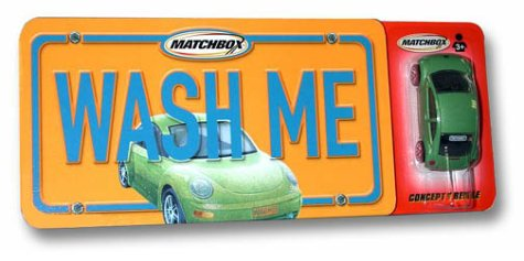 Wash Me: (with Volkswagen Beetle) (Matchbox) Beth Sycamore